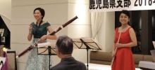 新春合同懇親会を開催 5月の県支部コンペ出場者募集中
